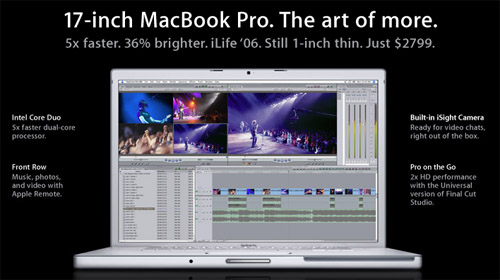 MacBook Pro is More!