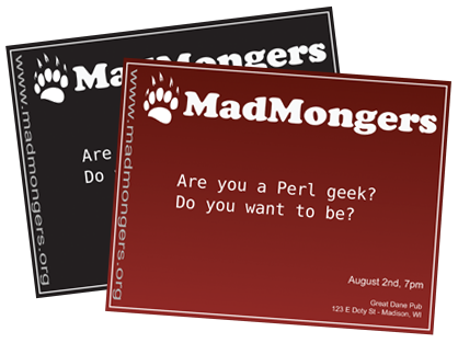 MadMongers Poster