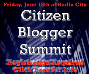 Citizen Blogger Summit