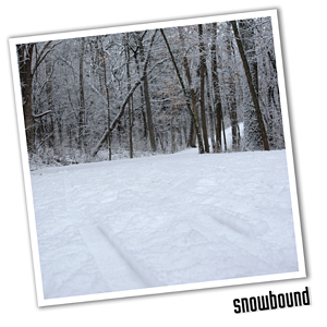 Snowbound by Pete Prodoehl