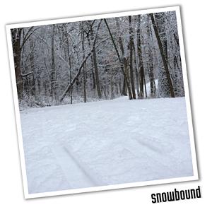 Snowbound by Pete Prodoehl