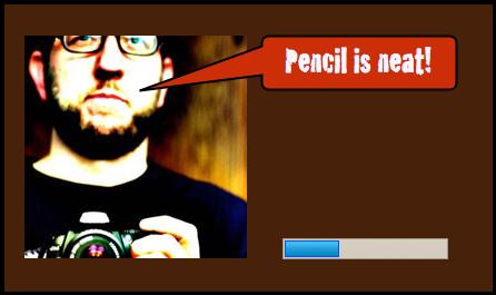 Pencil Graphic
