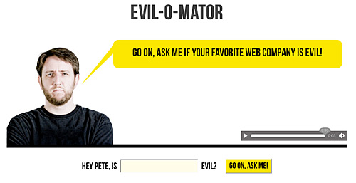 Evil-O-Mator