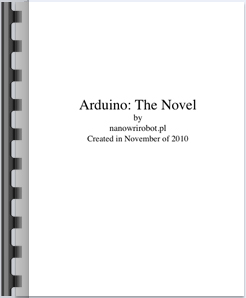 Arduino: The Novel