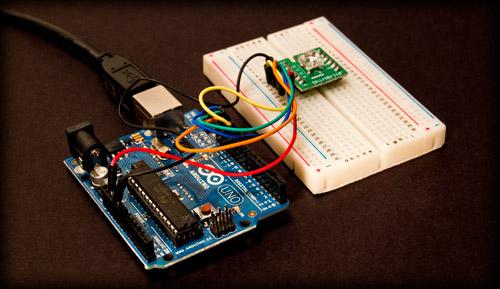 Arduino ShiftBrite