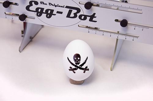 Pirate Eggs!
