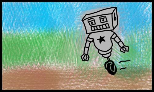 Robot Roller