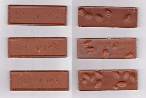 Roundy's Milk Chocolate Almond Bar