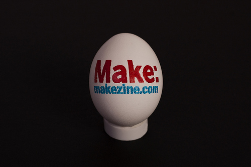 Make Zine Egg