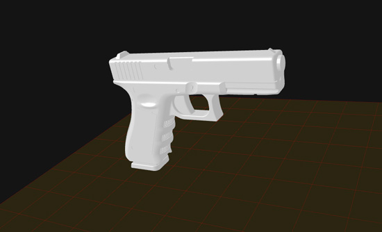 Glock (from Thingiverse)