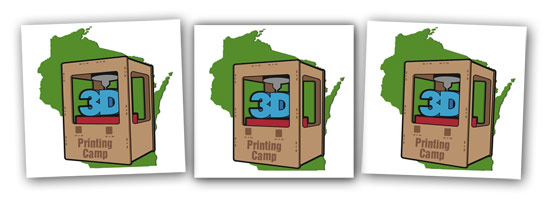 3D Printing Camp Wisconsin