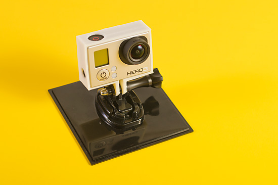 GoPro Hero3 Frame