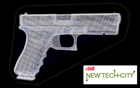 WNYC 3D Printed Guns