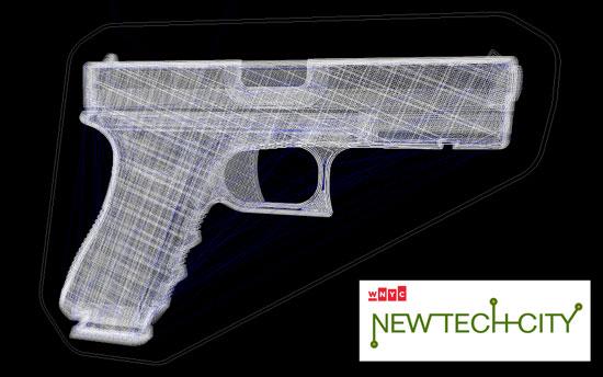 WNYC 3D Printed Guns