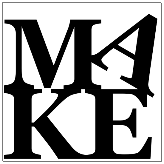 MAKE in Inkscape