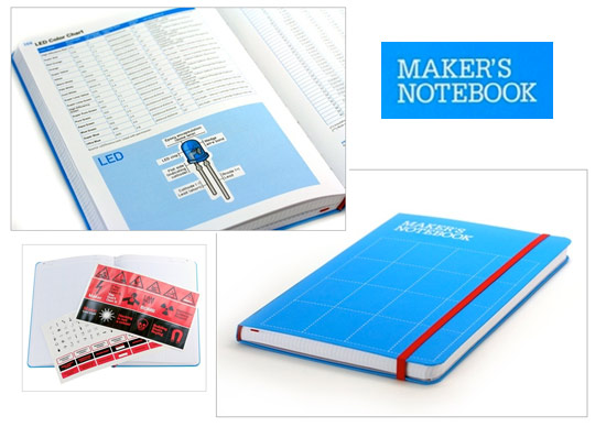 Maker&#039;s Notebook