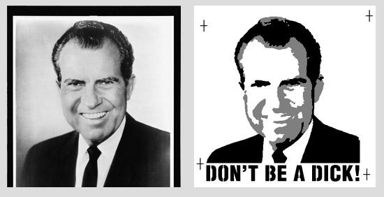 Nixon Times Two!