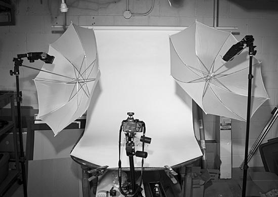 Basement Photo Studio