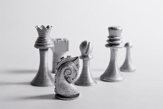 Duchamp Chess Set