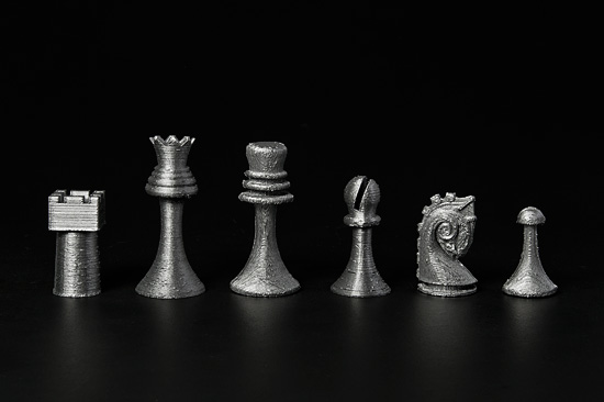 Duchamp Chess Set