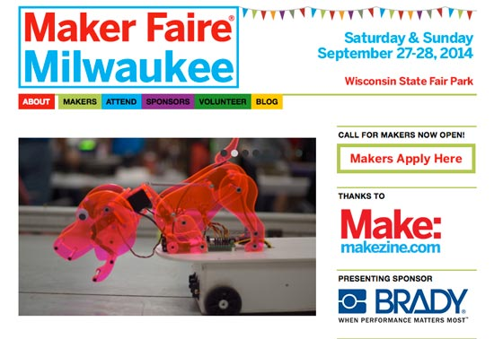 Milwaukee Maker Faire