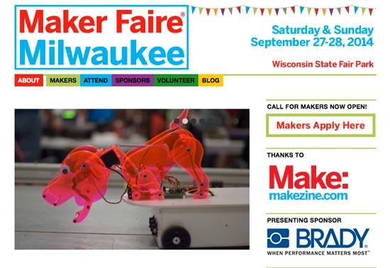 Milwaukee Maker Faire
