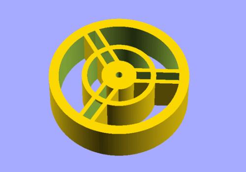 Wheel 1-Up