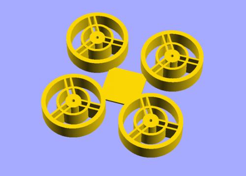 Wheels 4-Up
