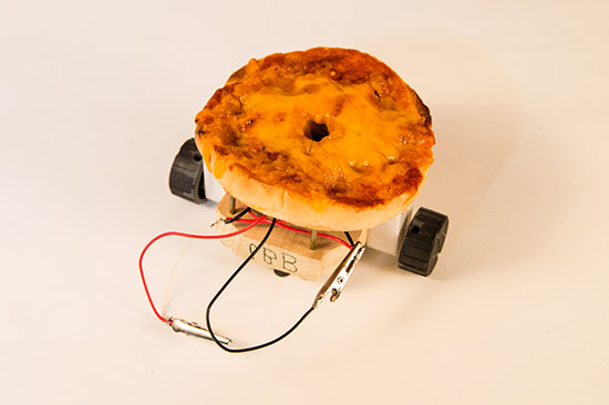 Pizza Bagel Bot