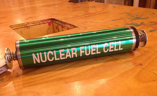 Nuclear Fuel Cell