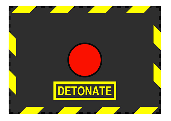 The Detonator - Illustration