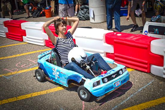 Power Racing Series - Detroit 2015