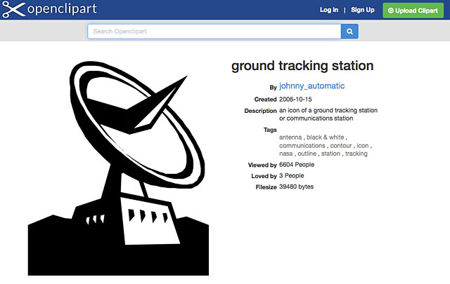 ground tracking station