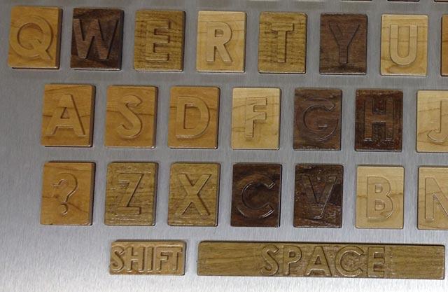 Wood Keys