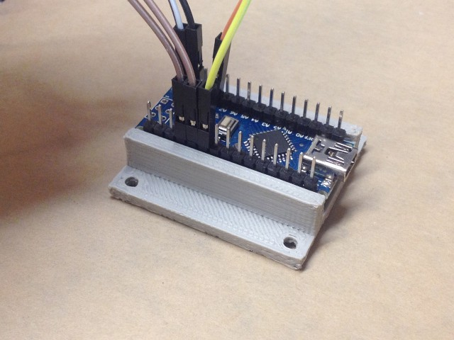 Arduino Nano Holder
