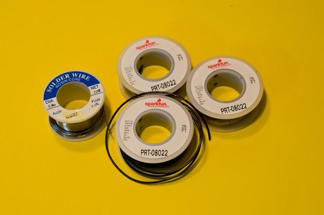 Wire & Solder