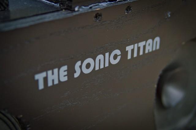 The Sonic Titan