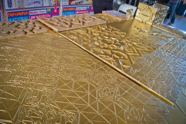 Gold CNC
