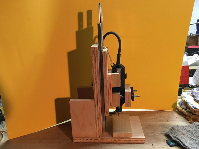 Tiny Drill Press
