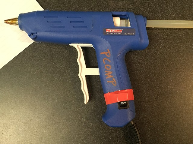 Glue Gun Repair