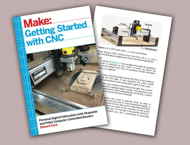 Make Getting Started with CNC