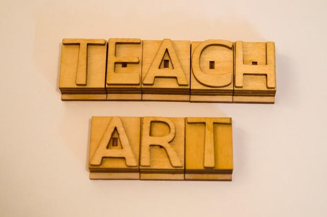 TEACH ART