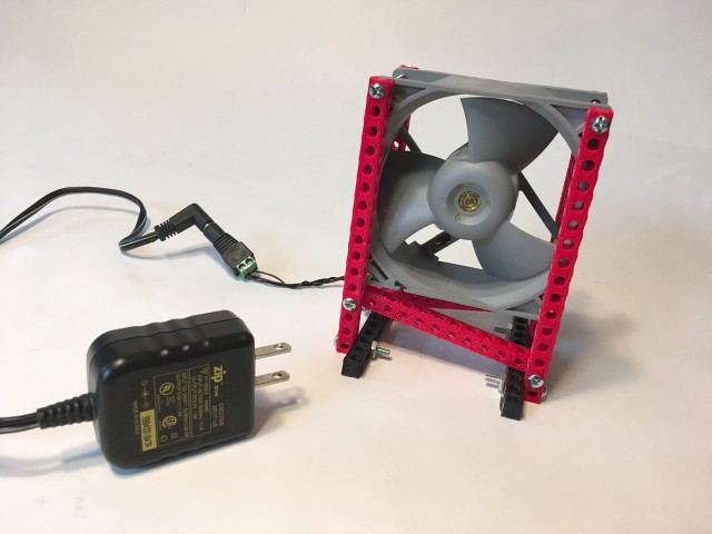 Bitbeam Fan Holder