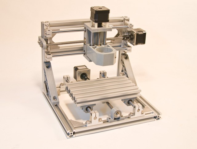 I've completed the mechanical build of a small CNC mill/engraver. I've seen these on eBay from various sellers (like this, this, this, and this) and I've ...