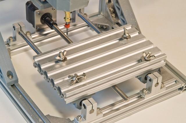 CNC Machine Bed
