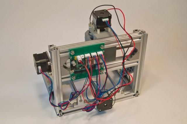 CNC Machine Electronics