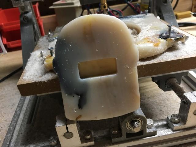 CNC HDPE
