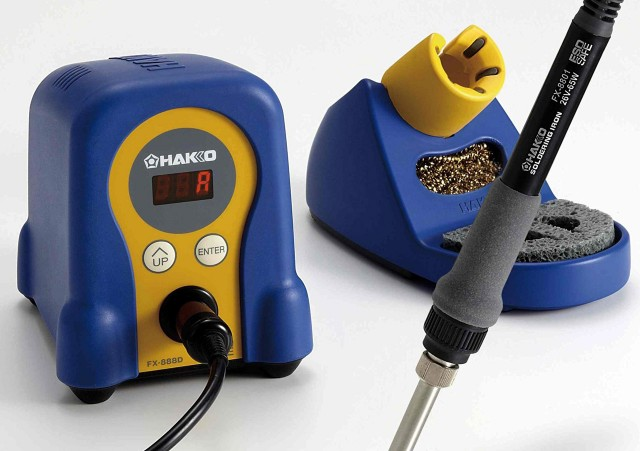 Hakko Soldering Iron Fix