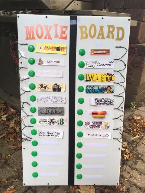 The Moxie Board