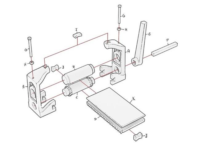 press-assembly